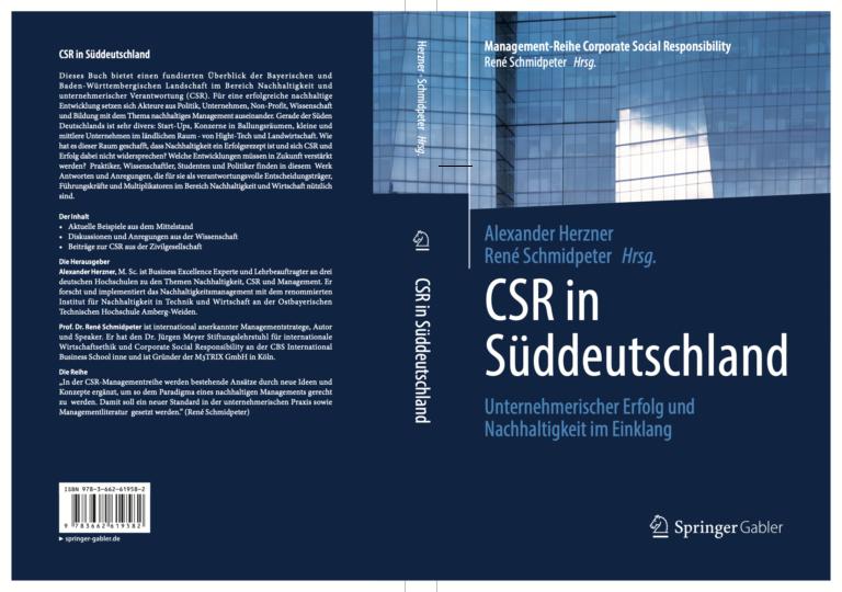 Cover CSR in Süddeutschland Kopie